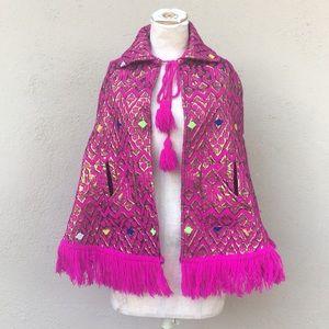 Vintage Central American cape